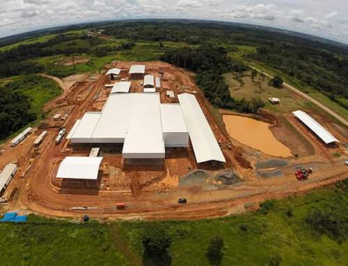 Frigorífico de suínos de Brasiléia é realidade e inauguração será em Setembro